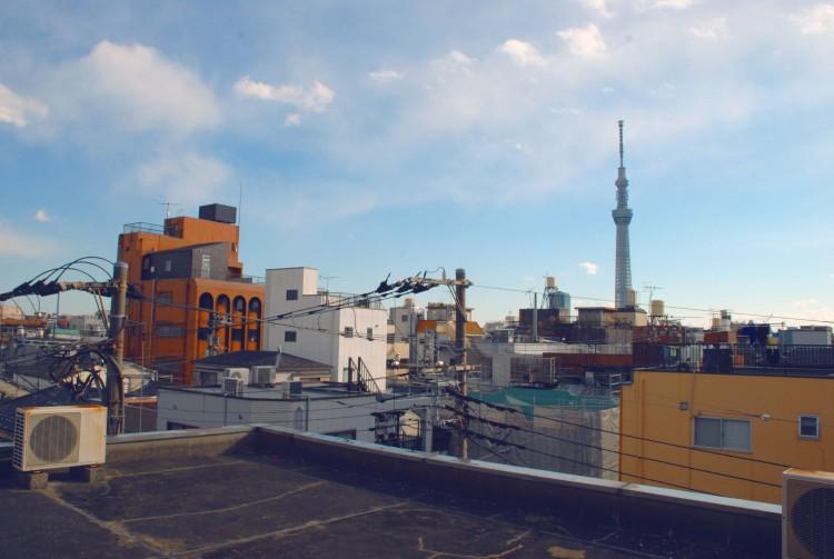 Sky Tree Asakusa