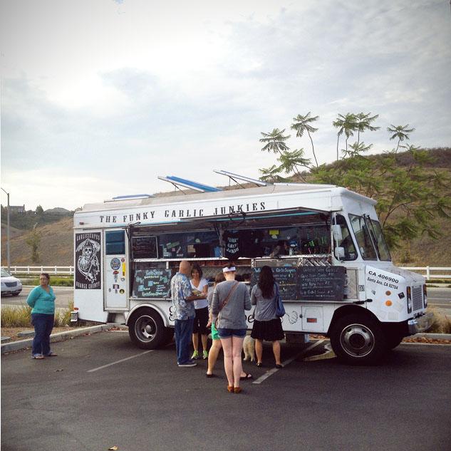 GarlicScapes Food Truck