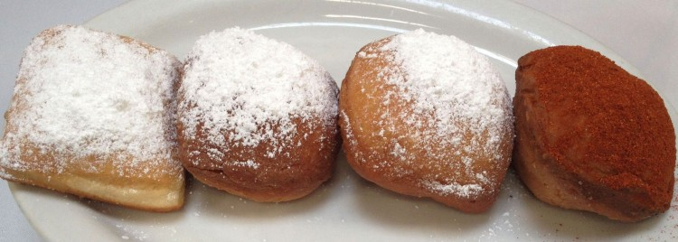 Beignet Flight