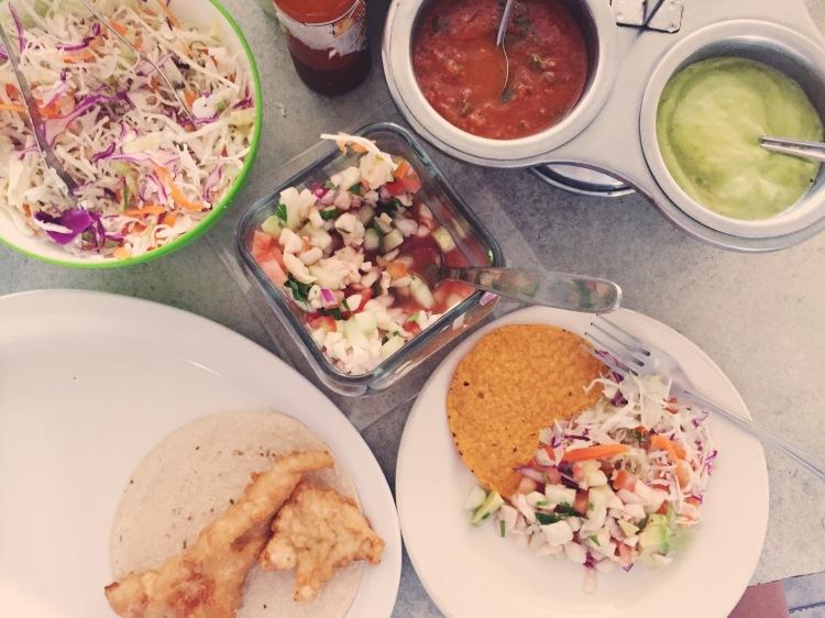 Tacos Gardenia